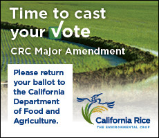 California Rice News June Ad